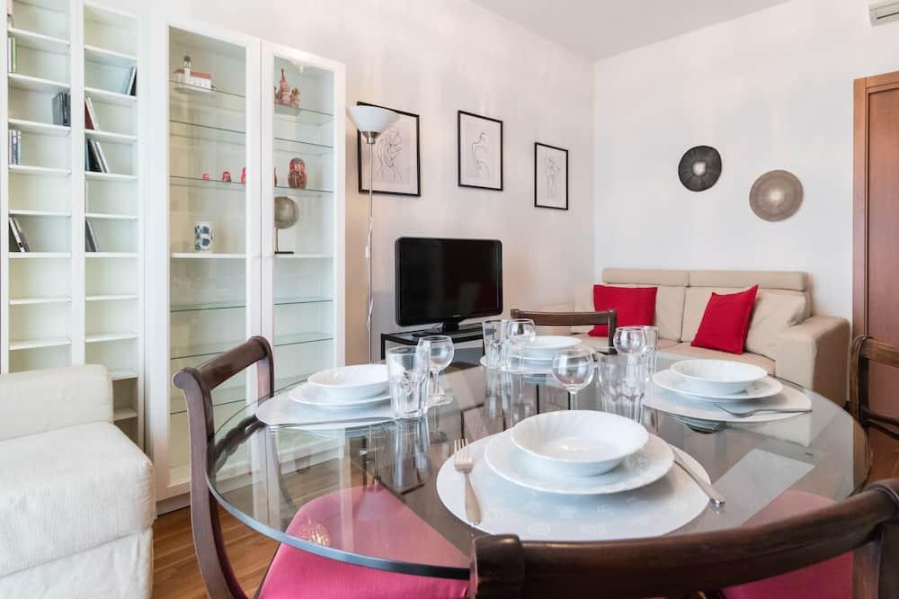 Διαμέρισμα, 1 Queen Κρεβάτι με Καναπέ-Κρεβάτι, Κουζίνα, Θέα στην Πόλη - Καθιστικό