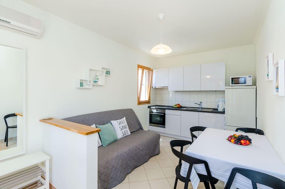 Apartmán (One Bedroom Apartment with Terrace an) - Stravovanie v izbe