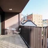 Apartment, 1 Queen Bed with Sofa bed, Non Smoking, Balcony - Balcony