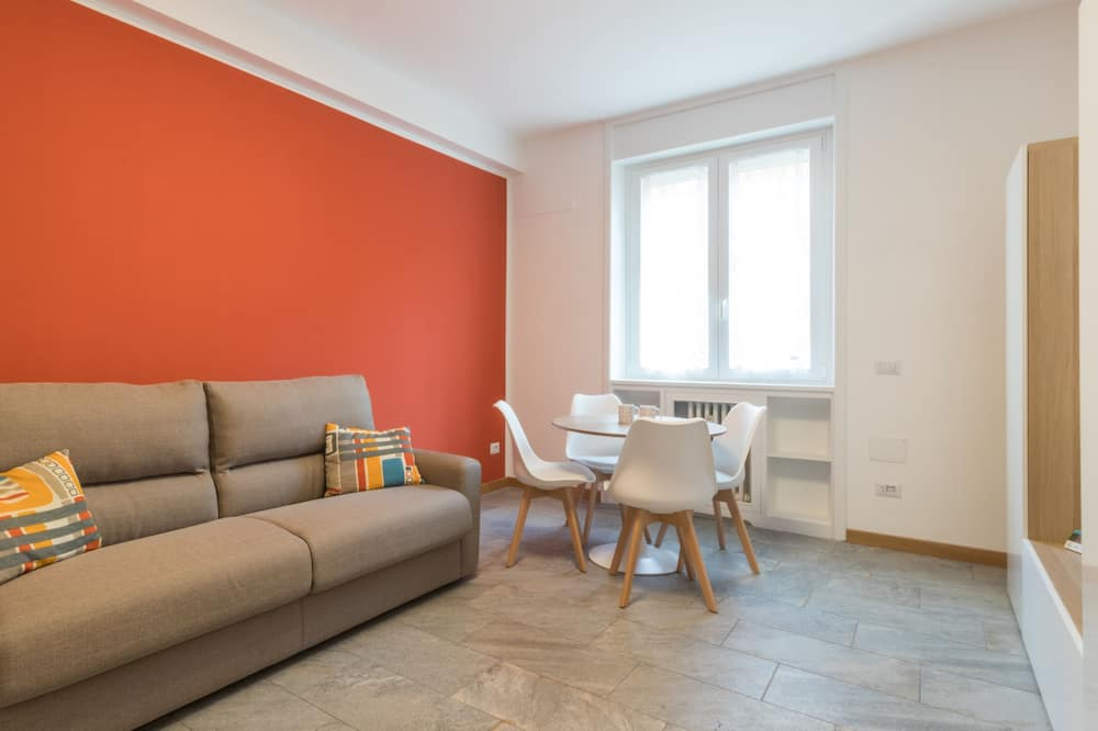 Апартаменти, для некурців, кухня - Вітальня