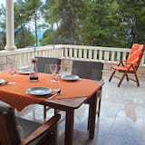 Apartment (Two Bedroom Apartment with Terrace) - Balkon