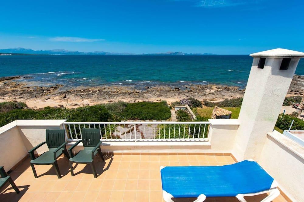 Sea Front Villa Near Colonia Sant Pere in the Northeast of the Island