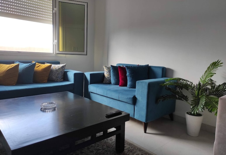 Appartement En Residence Entier 2 Chambres, Tunis