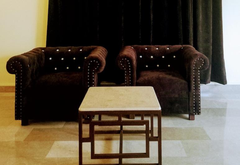 Bluemoon Residency Guest House, Islamabad, Coin séjour