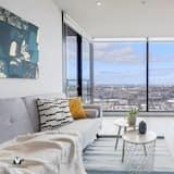 Apartmán typu City - Obývačka