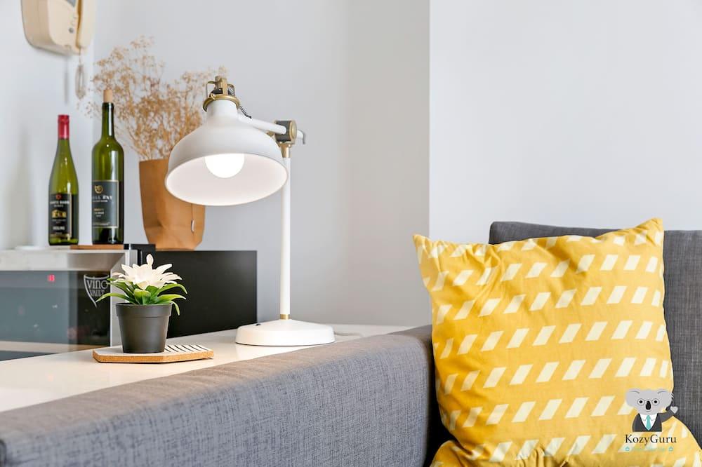 Apartmán typu Comfort - Obývačka