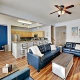 Mestský dom, 3 spálne - Obývačka