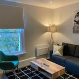 Štandardná izba, 1 dvojlôžko s rozkladacou sedačkou - Obývacie priestory
