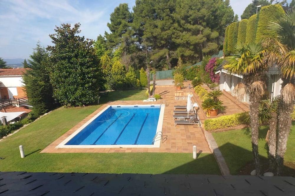 Apartmán typu Deluxe - Vonkajší bazén