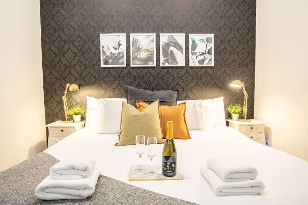 Apartmán typu Deluxe - Obývacie priestory