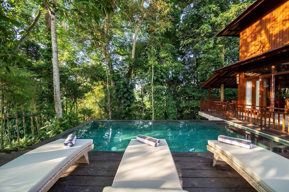 Basic Villa, Multiple Beds - Pool