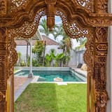 Basic-Villa, Mehrere Betten - Pool