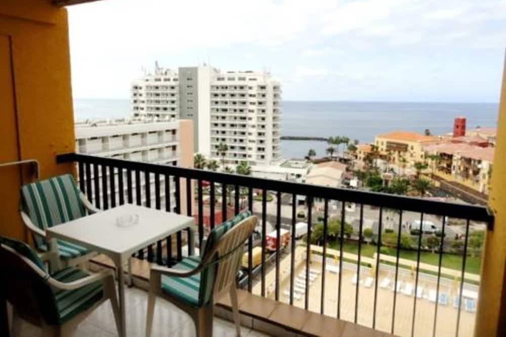 Апартаменты, 1 спальня - Балкон