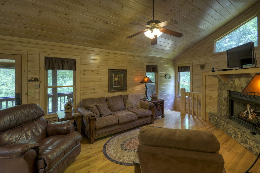 Cabin (Sugar Creek Retreat- Quaint Cabin in ) - Bilik Rehat