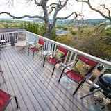 Dom ('Casa del Arbol' (Tree house) for 14 ) - Balkón