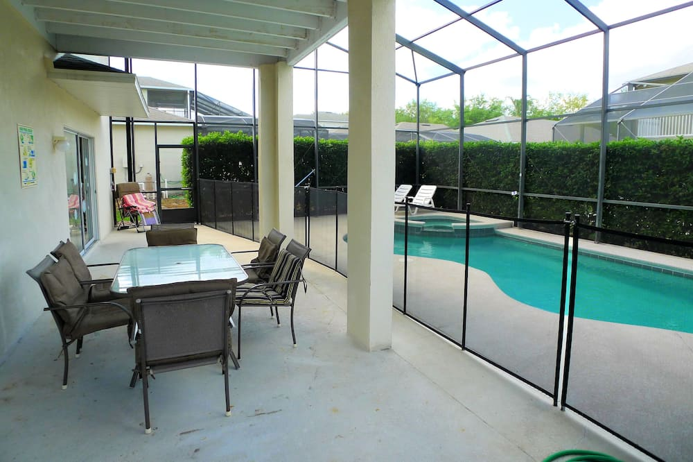 Villa (5 Bed Resort Home In Gated Community ) - Balkon