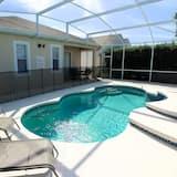 單棟房屋 (4 BED POOL HOME ON GOLF COMMUNITY (20) - 泳池
