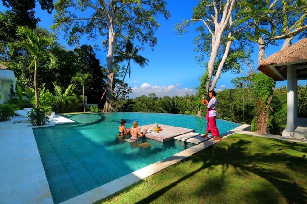 Eenvoudige villa, Meerdere bedden - Zwembad