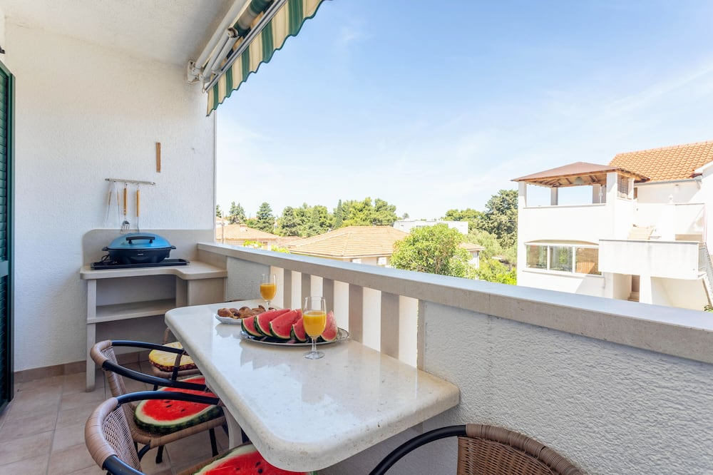 Apartment (Two Bedroom Apartment with Balcony) - Balkon