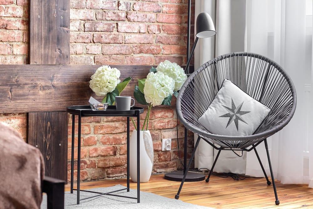 Dizaina studijas tipa luksusa numurs - Dzīvojamā istaba