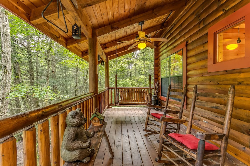Namiņš (A Tranquil Place- Fightingtown Creek ) - Balkons