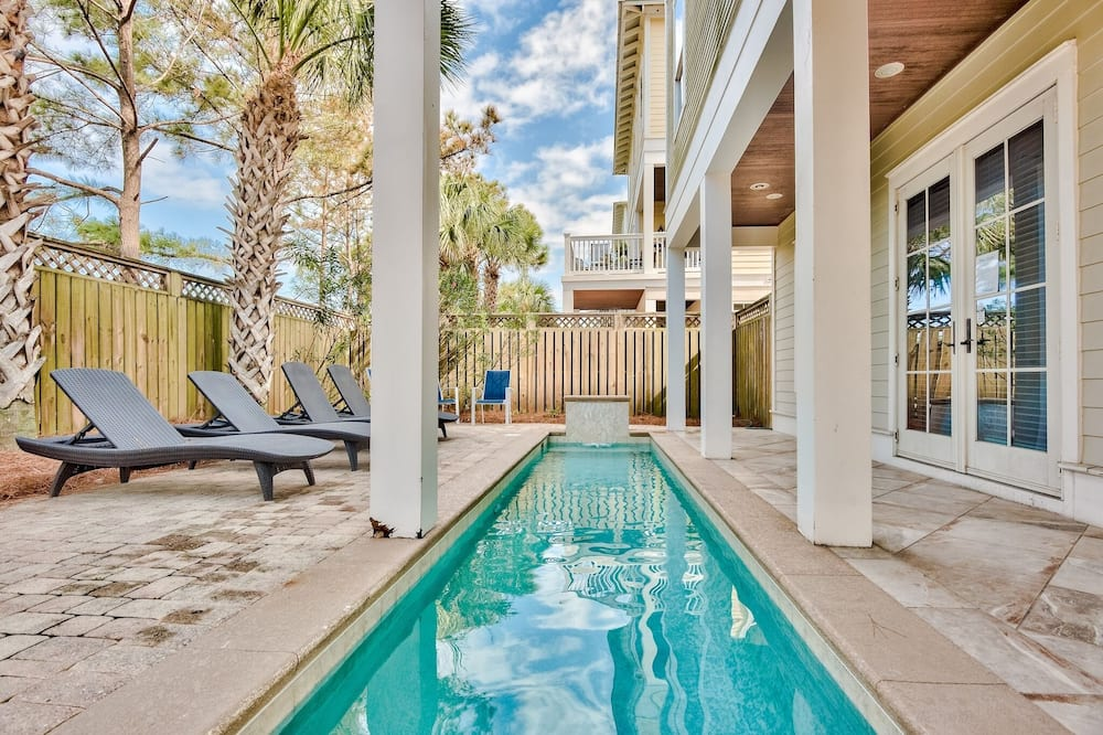 House (Driftwood Palazzo   Gulf Views   Priv) - Pool