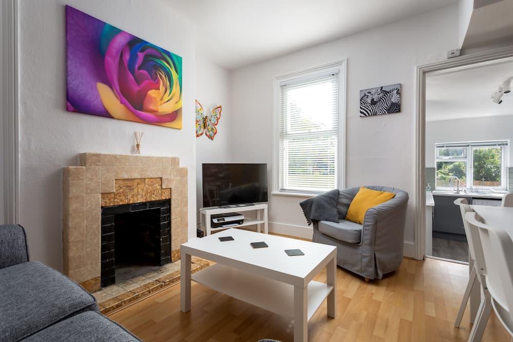 Dom typu City - Obývacie priestory