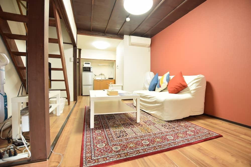 בית (Private Vacation Home) - סלון