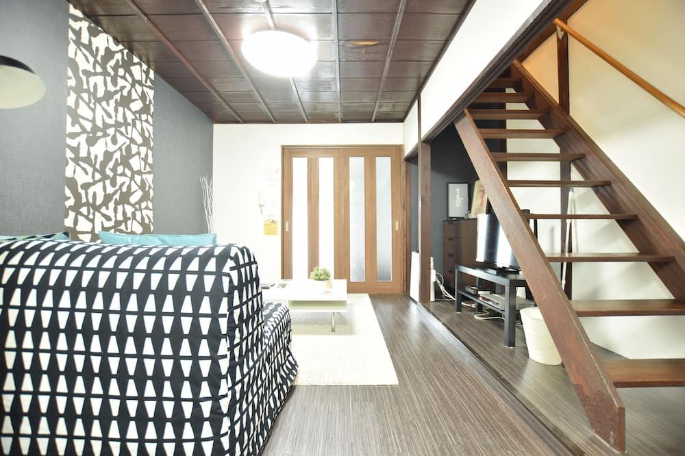 Ház (Private Vacation Home) - Nappali rész