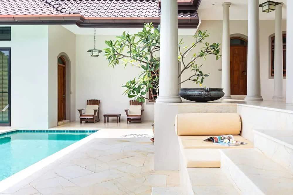 Luxury Villa - Pool