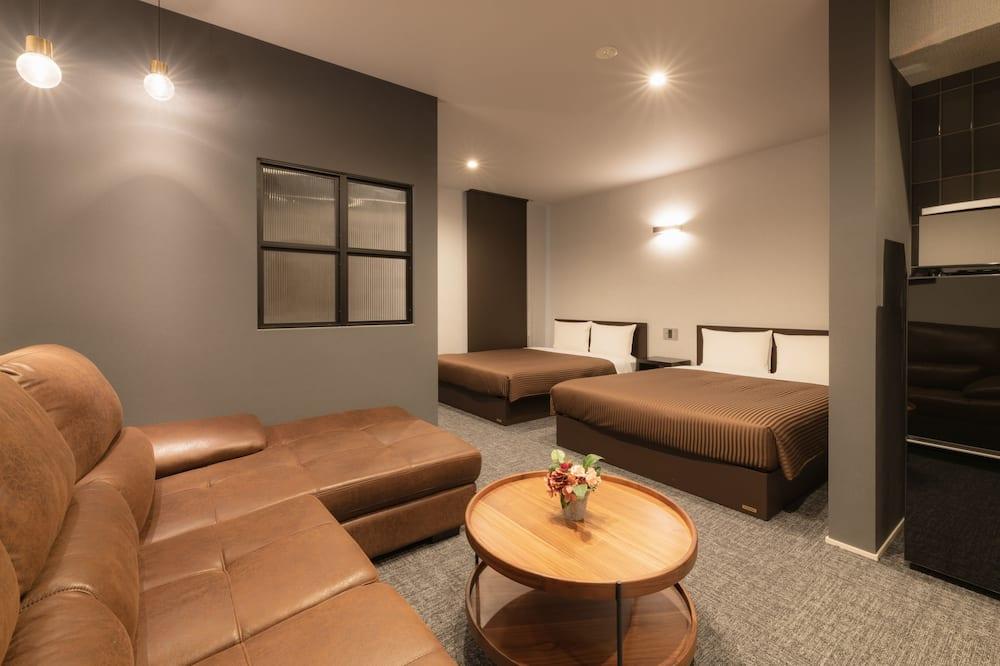 Camera, non fumatori (Standard C) - Area soggiorno