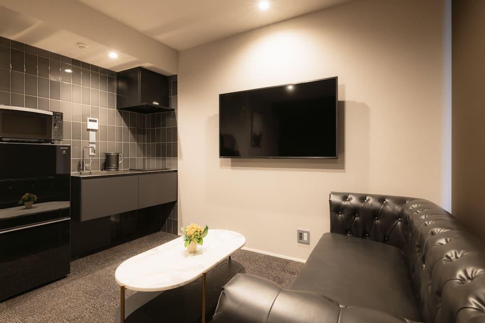 Camera, non fumatori (Standard A) - Area soggiorno