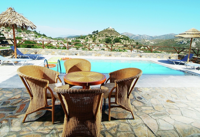 Nice Holiday House, Private Pool, not far From Agios Nikolaos, East Coast, Ierapetra, บริเวณภายนอก