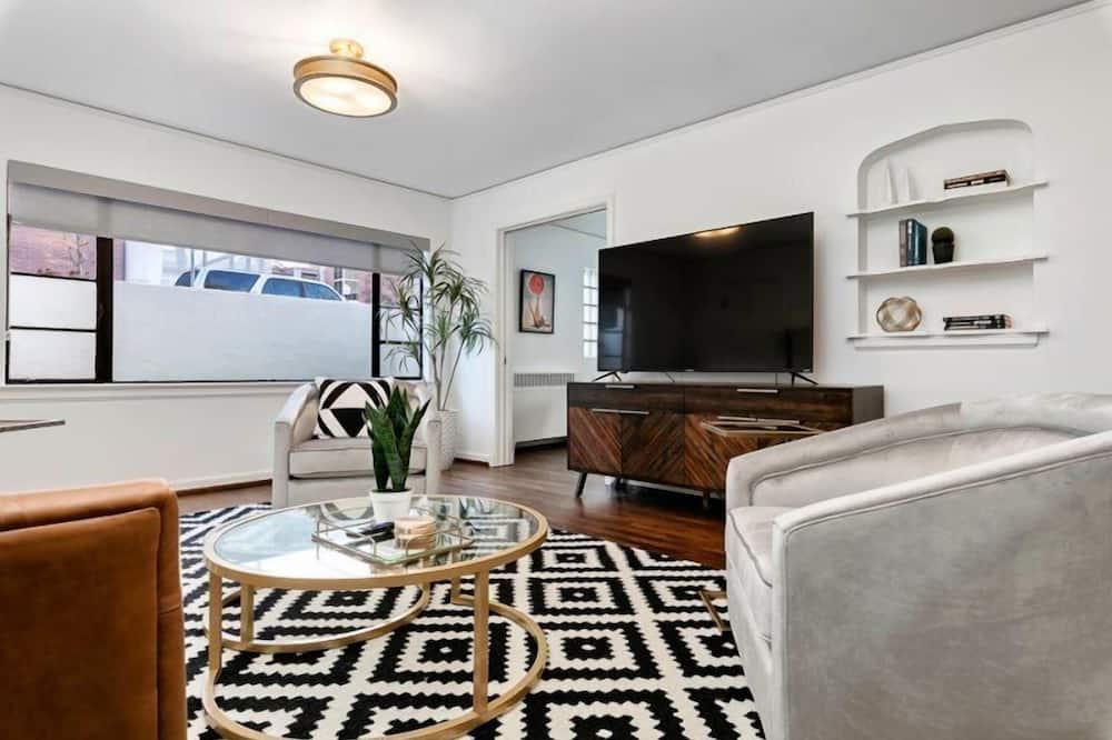Condo (Baxter - Unit 1) - Living Room