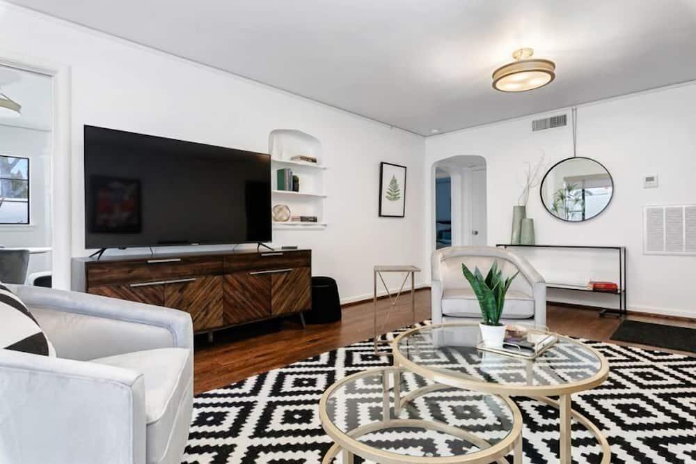 公寓客房 (Baxter - Unit 1) - 客廳