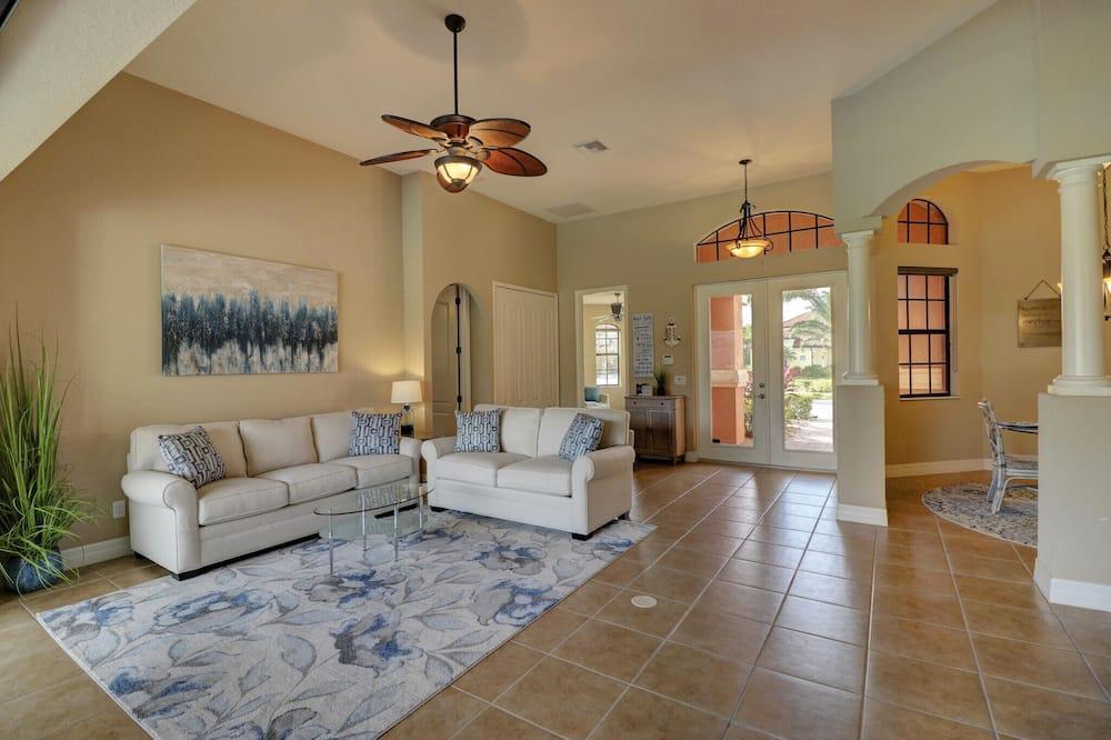 House (Rejuvenation Villa-Luxury Surfside) - Living Room