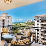 Huoneisto ( Beach Villas at Koolina | Steps to t) - Parveke