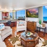 Apartamento (Executive Views   Penthouse Floor   R) - Sala de Estar
