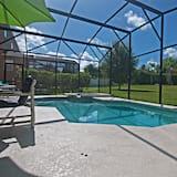 Villa (South-Facing Pool with Spa & Games Ro) - Pool