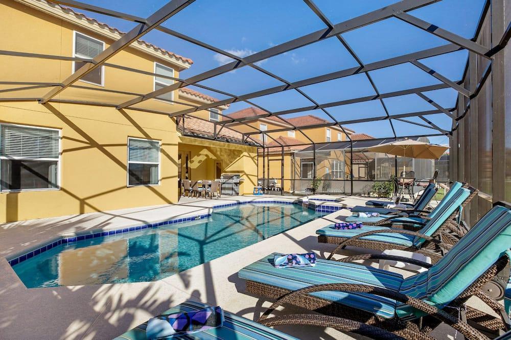 Casa (Gated,South Facing Pool with Spa, Gam) - Piscina