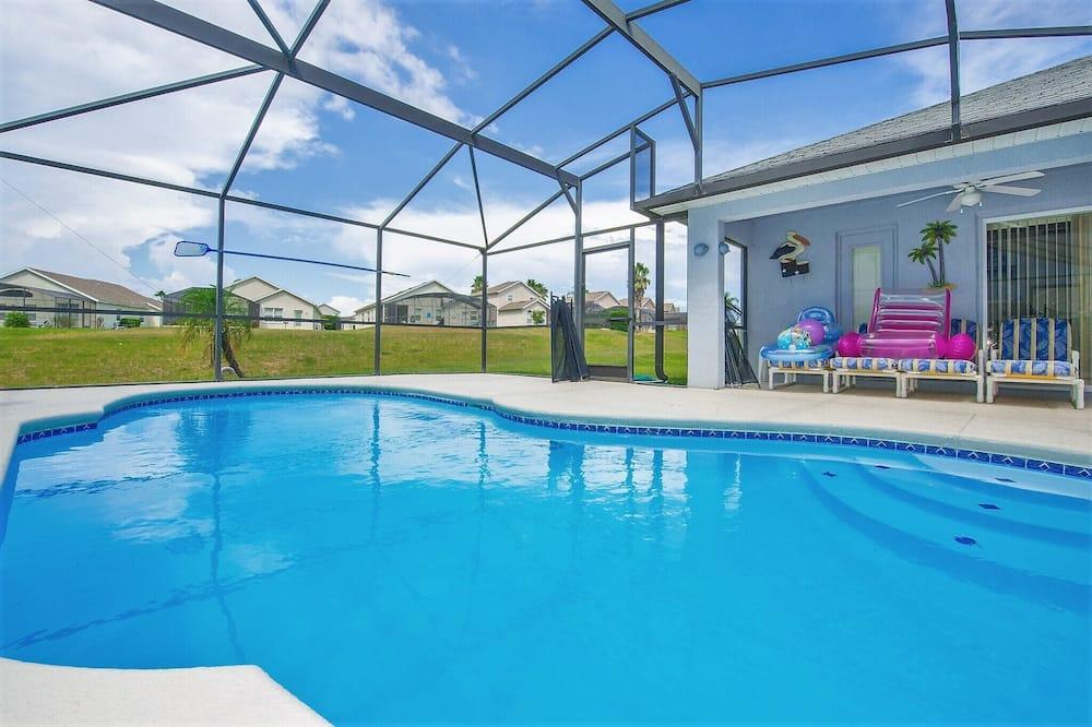 Villa (Hot Tub, Games Room!!, Private Pool) - Medence