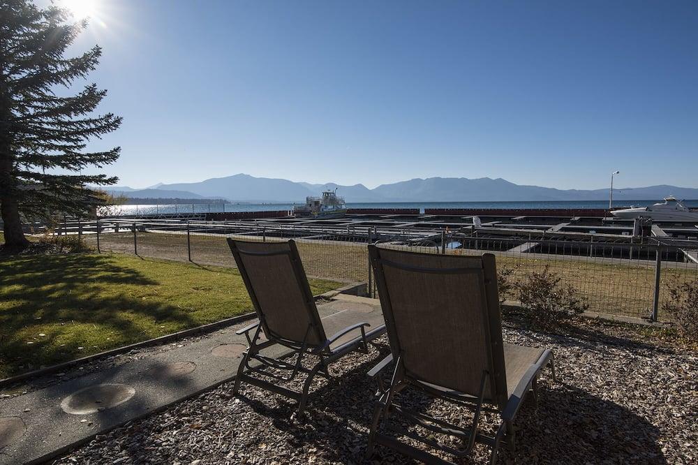 Casa (Lakefront Home, Private Hot Tub,Marin) - Varanda