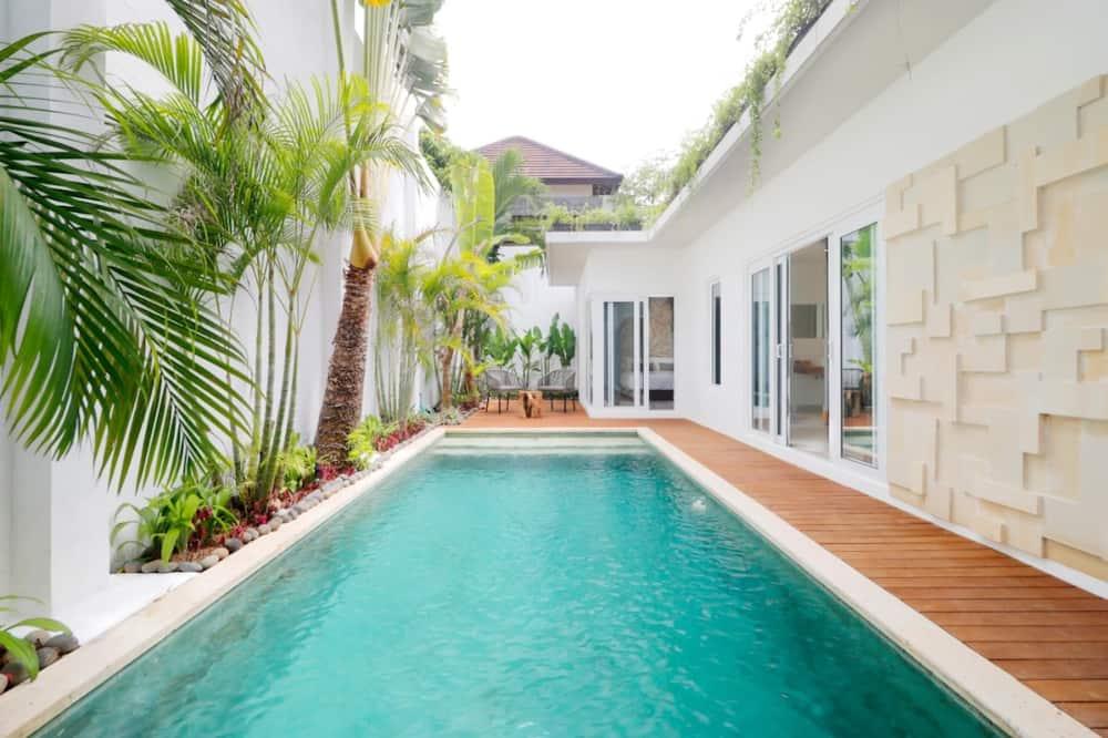 Basic Villa, 2 Katil Kelamin (Double) - Kolam