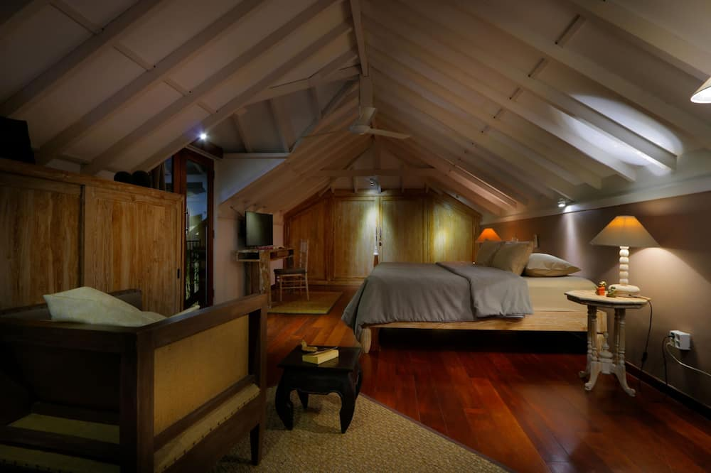 Basic-Villa, Mehrere Betten - Zimmer