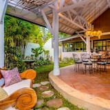 Eenvoudige villa, Meerdere bedden - Balkon