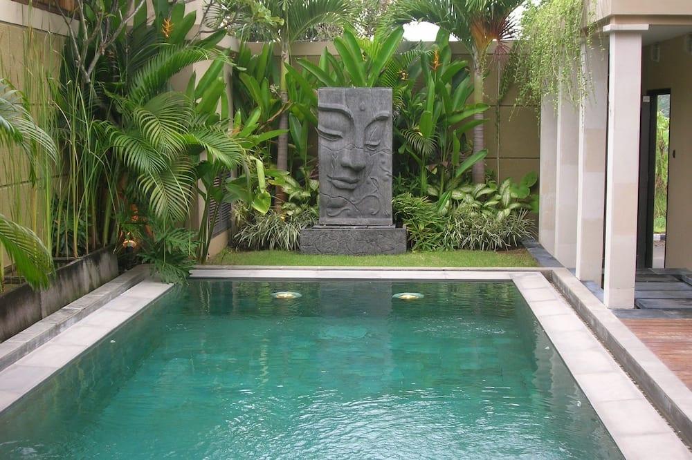 Vila, 2 spálne (4 Pax) - Súkromný bazén