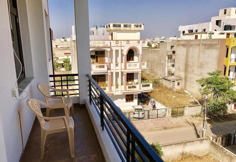 Olive Service Apartments Jaipur, Jaipur, Standard Apartment, Balcony