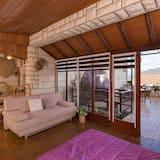 إستديو (Studio with Terrace and City View) - غرفة معيشة