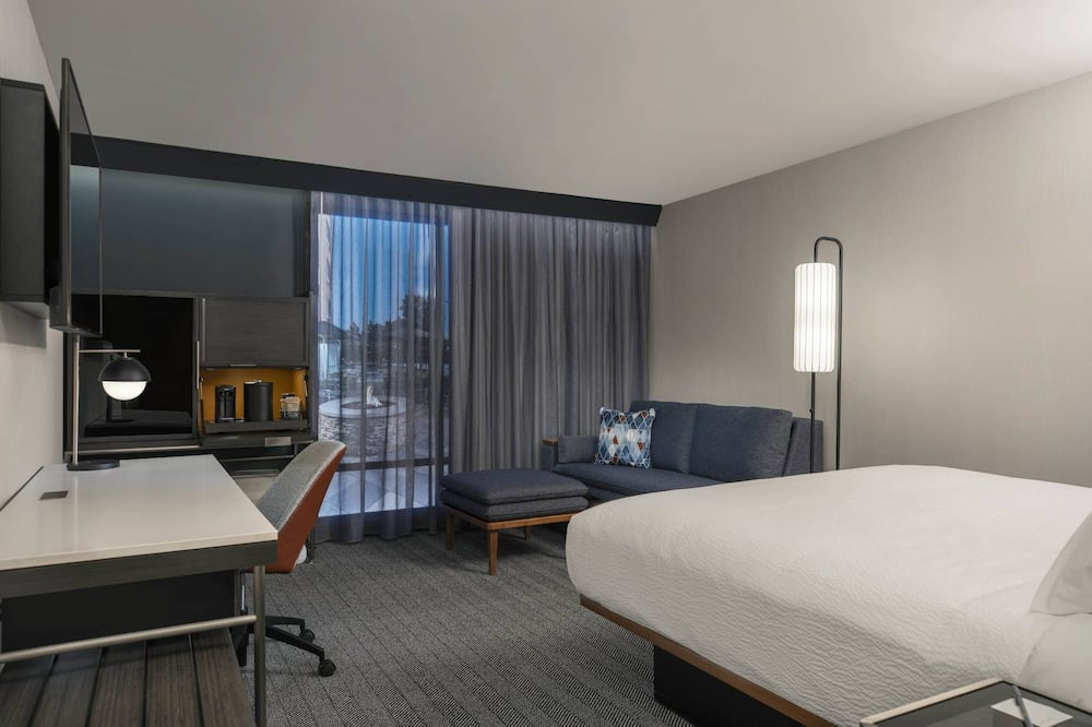 Habitación, 1 cama King size, para no fumadores - Imagen destacada