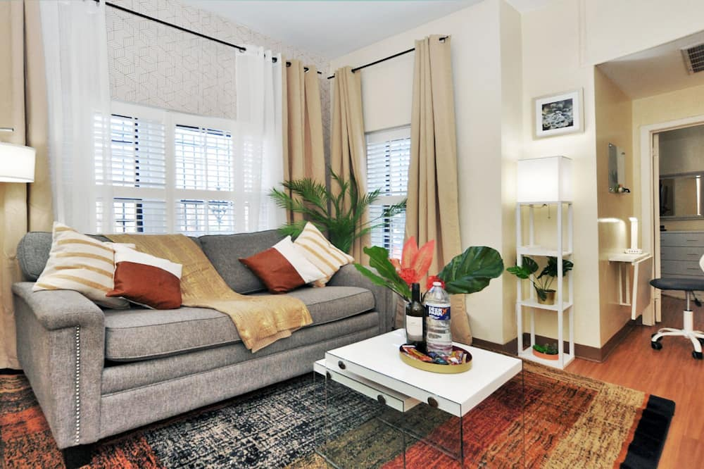 Premier Apart Daire - Oturma Odası